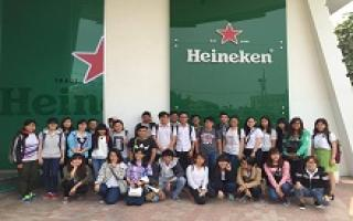 A Field trip to Vietnam Brewery Limited Company